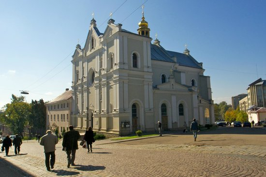 Drohobych Trinity Cathedral