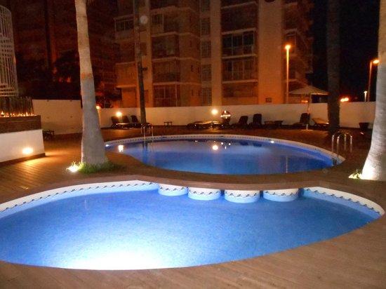 Hotel SantaMarta: Piscinas