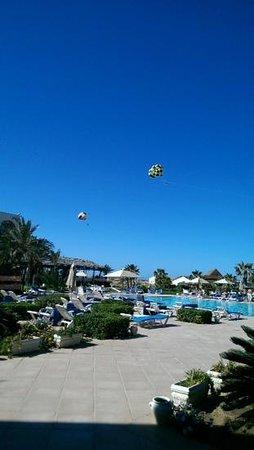 Djerba Mare : la piscina principale