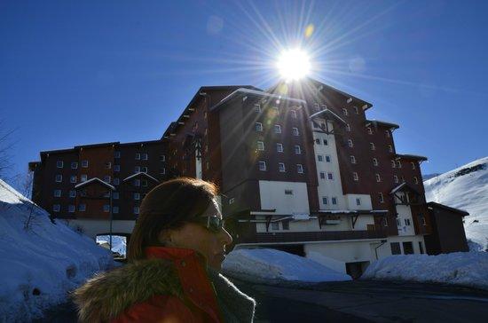 Club Med Les-Deux Alpes: de Club