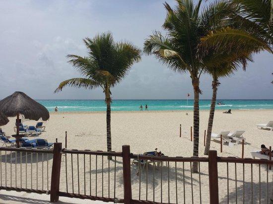 Allegro Playacar : Beach