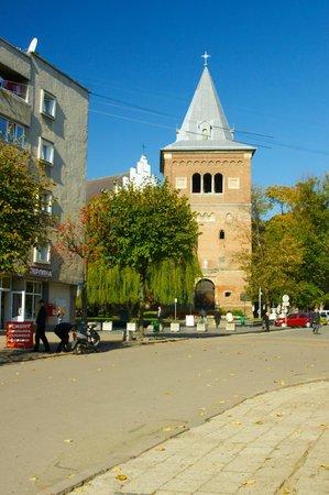 Дрогобычская башня