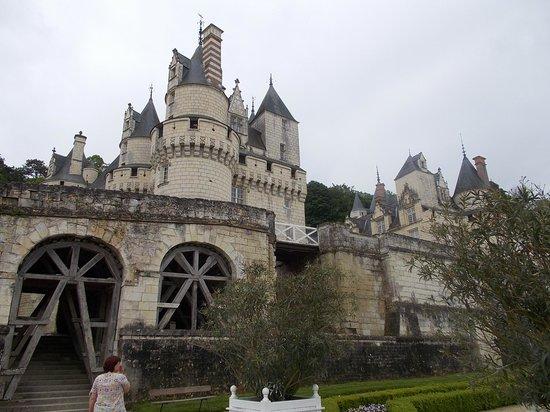 Château d'Ussé : Das Schloss