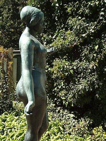 Villa Flora Winterthur: Villa Flora grounds