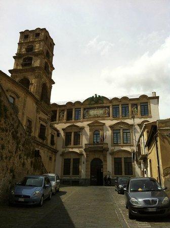 Staircase of Santa Maria del Monte: Caltagirone, scuola di ceramica