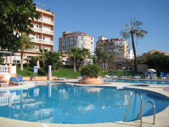 Hotel Best Siroco: бассейн