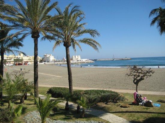 Hotel Best Siroco: пляж