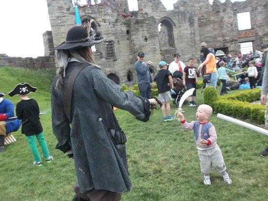 Tutbury Castle: ... or 2