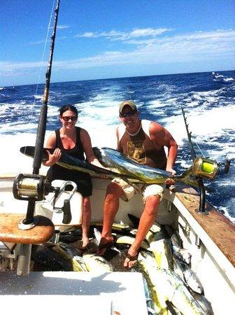 Extreme Sport Fishing Maui : No Problem....