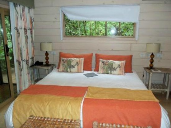 La Cantera Jungle Lodge: habitacion