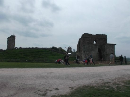 Tutbury United Kingdom  city pictures gallery : the caastle Picture of Tutbury Castle, Tutbury TripAdvisor