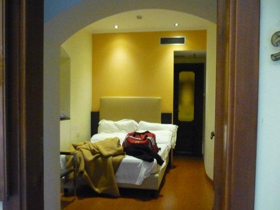 Rome Garden Hotel: Zimmer 506