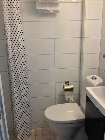 Opsahl Gjestegaard: The bathroom - room # 20