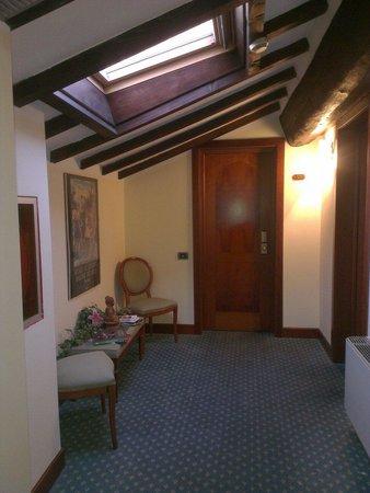Hotel Corte Estense: Номер на двоих