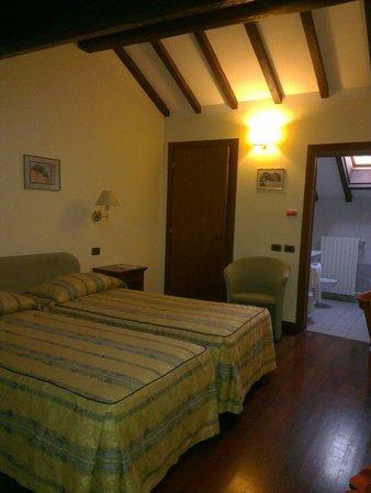 Hotel Corte Estense : Номер отеля