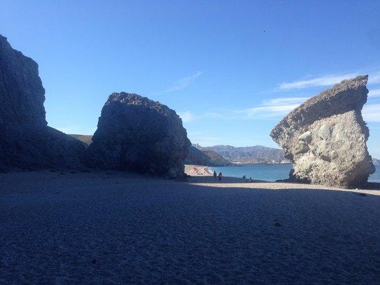 Playa de los Muertos : Crystal see !