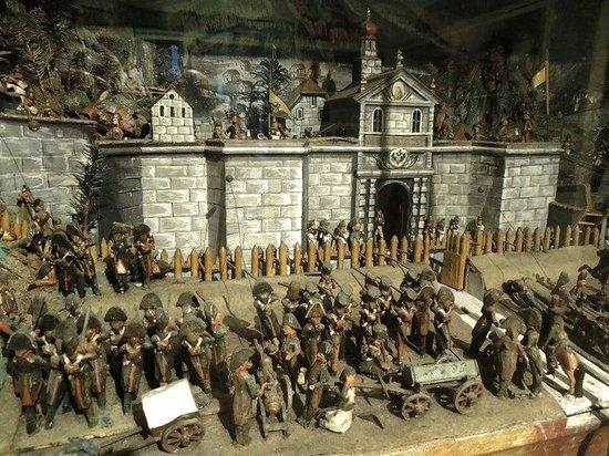 Oberammergau Museum : Солдатики