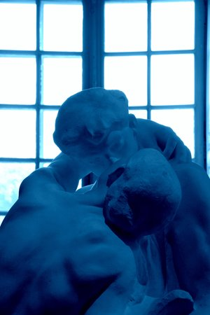 Musée Rodin : Le Baiser
