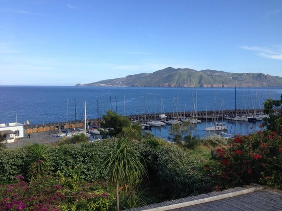Villa Barbaro B&B : Vista sul porto