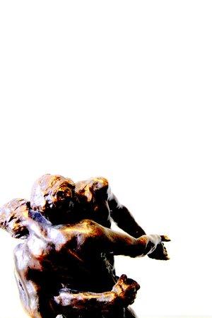 Musée Rodin : Magnifique statue