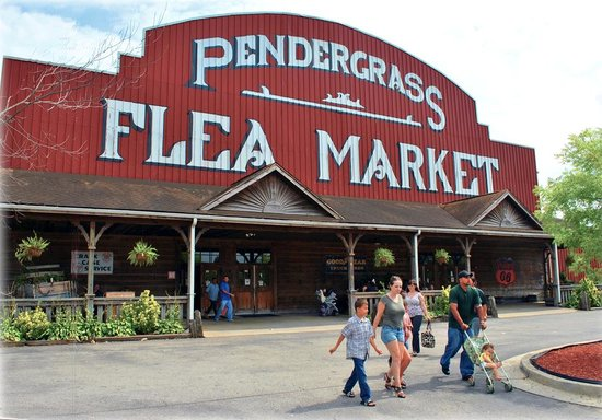 Indoor Flea Market Traveller Reviews Pendergrass Flea Market