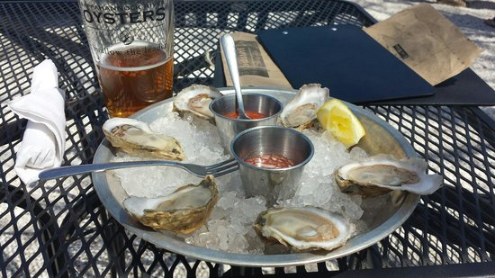 "Merroir : ""Give me oysters and beer 300 days of the year and I'll be fine""  Jimmy Buffett"