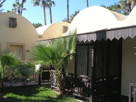 Hotel Paradis Palace: bungalow