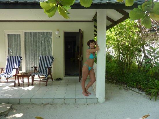 Holiday Island Resort & Spa: Наш номер