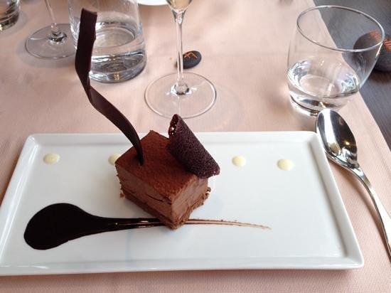 L'Esperance: Royal au chocolat...