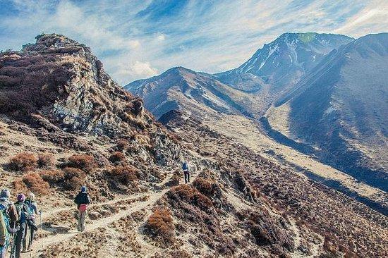 Kyanjin Gompa: LangTang Valley