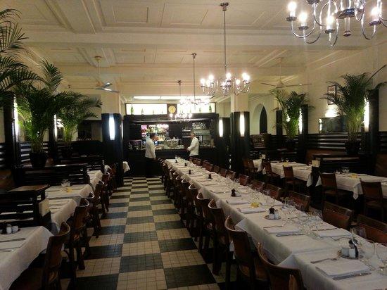 La Taverne du Passage : Interior