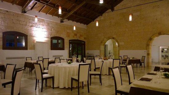 Masseria Corda di Lana Hotel & Resort : ristorante
