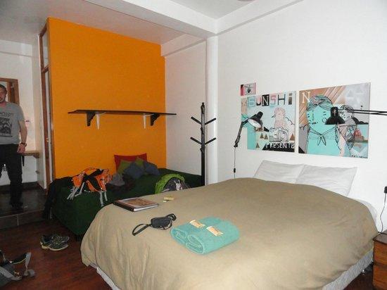Kokopelli Hostel Cusco: Room
