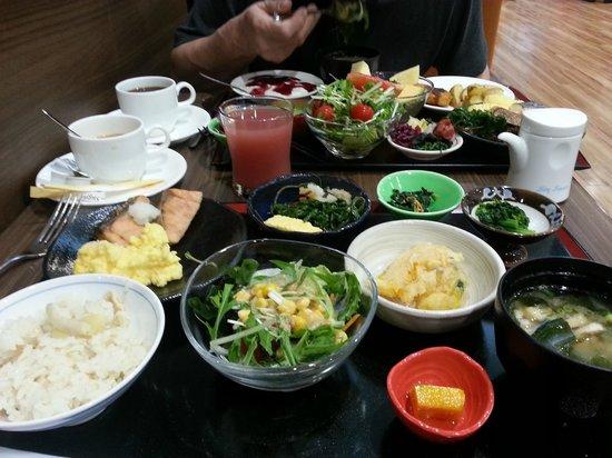 Almont Hotel Kyoto : Breakfast Buffet