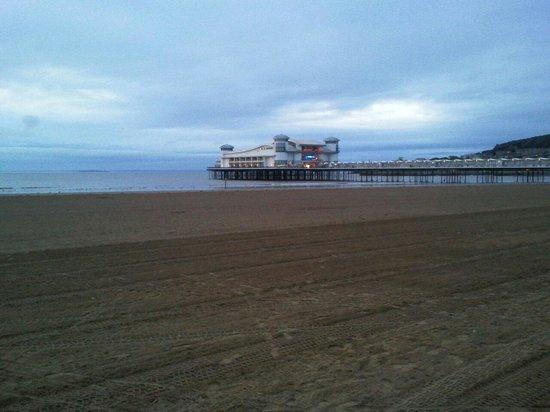 Grand Pier: Gorgeous view