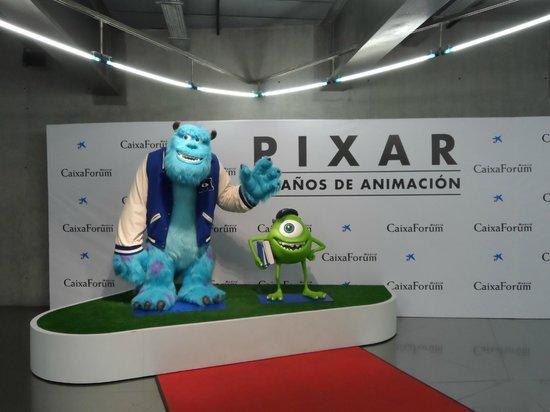 CaixaForum: Exposición PIXAR 25 años de animación