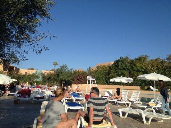 Club Marmara Madina : Espace piscine