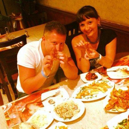 Fares Seafood - IL Mercato : 20.04.2014г. Вкусно))) ������