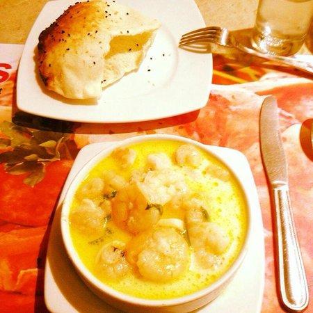 Fares Seafood - IL Mercato : ��вкуснейший суп из морепродуктов!!! ������