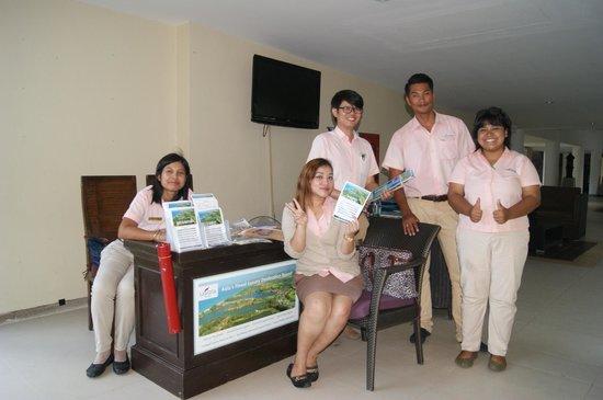 Laguna Holiday Club Phuket Resort: team of Laguna Holiday Club in Angsana
