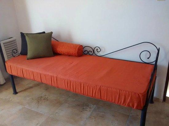 Leyenda Posada: el sofa para una charla en tren de confesiones