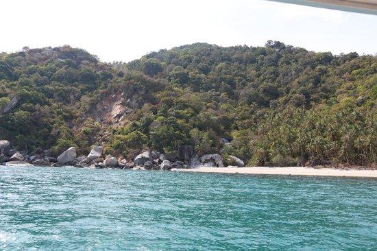 Samui Ocean Sports & Yacht Charter: View from dreamcatcher
