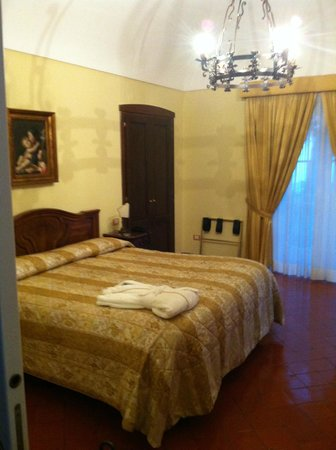 Hotel Oasi Olimpia Relais: Room with King Bed