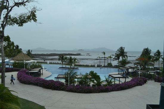 The Westin Playa Bonita Panama: View from hotel lobby