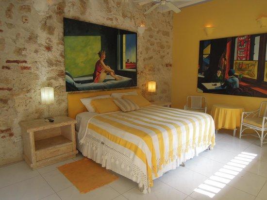 Boutique Hotel Santo Domingo : Suite