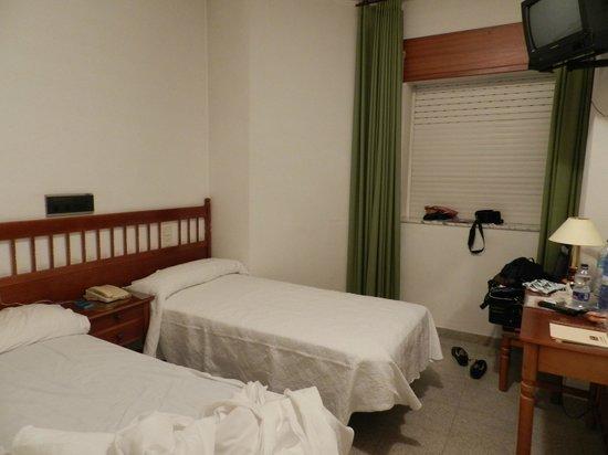 Hotel Alda Novo: La habitacioncita