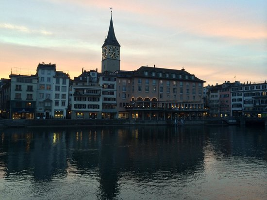 Storchen Zurich : Hotel Storchen Zürich