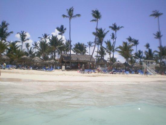 Grand Bahia Principe Punta Cana: Beach Bar