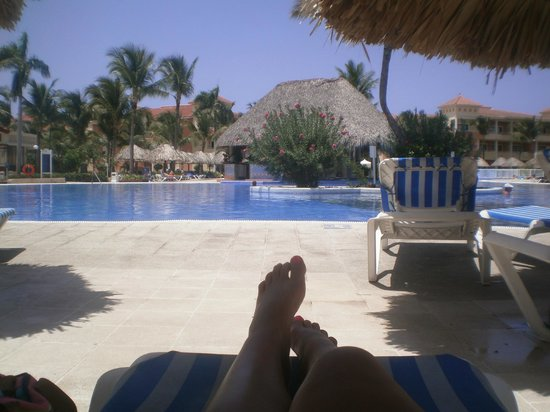 Grand Bahia Principe Punta Cana: Calm Pool