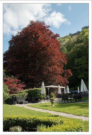 Hotel Schloss Ragaz: la Terrasse